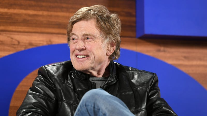 """Illustration for article titled Robert Redford backpedals on his (latest) retirement announcement: """"That was a mistake."""""""