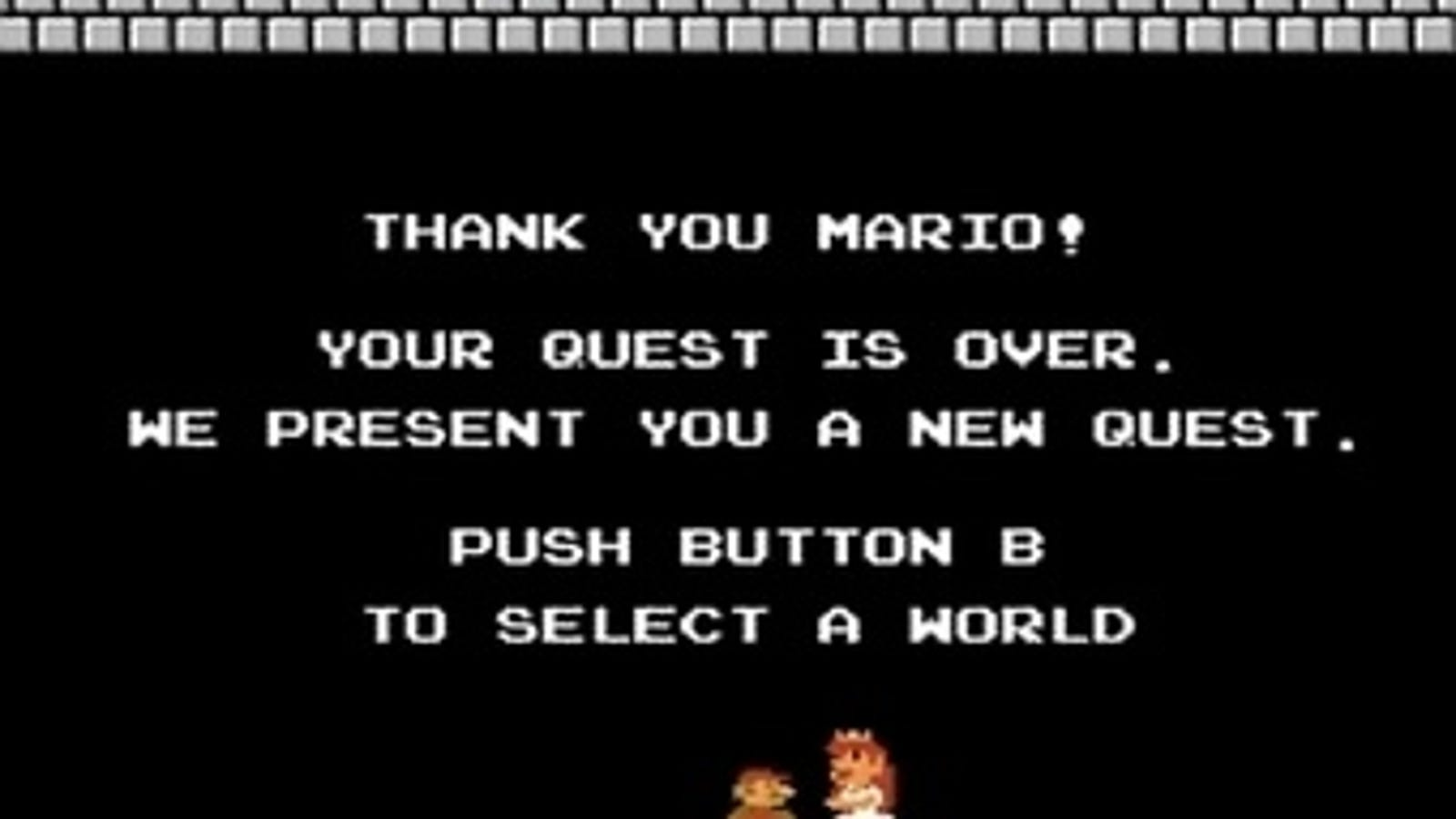 Mario S Creator Is Embarrassed By How Super Mario Bros Looks In Hd