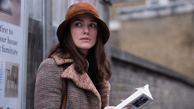 Keira Knightley and Downton Abbey's Phyllis Logan clash in this exclusive Misbehaviour clip