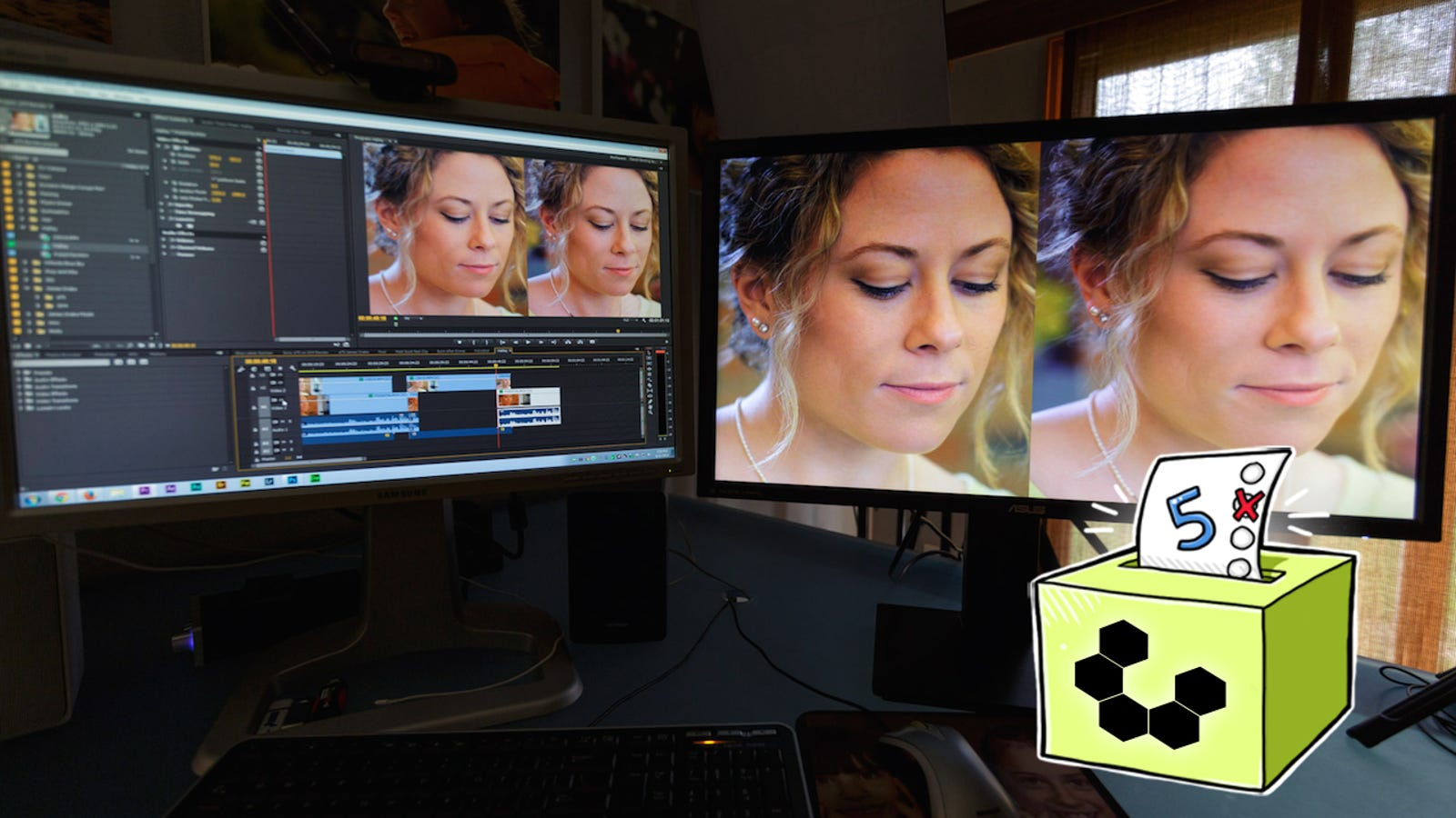 Five Best 4k Computer Monitors