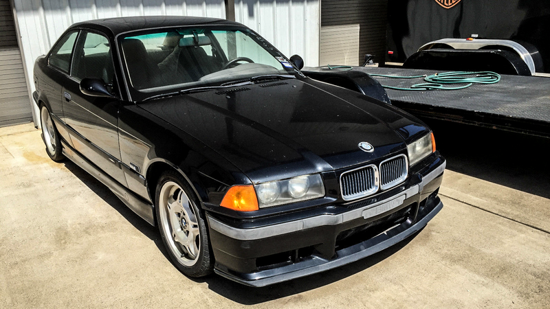 Illustration for article titled Would You Save This Ridiculously Cheap BMW M3 Or Let It Rot?