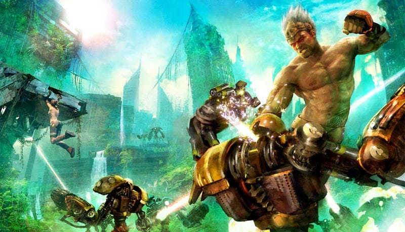 Illustration for article titled Review: Enslaved: Odyssey To The West