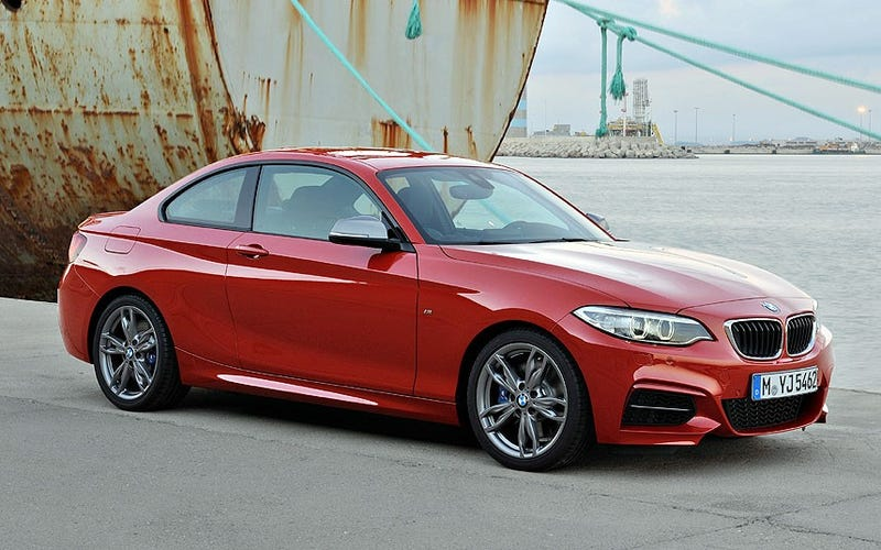 Illustration for article titled If I ever get a BMW 2 series...