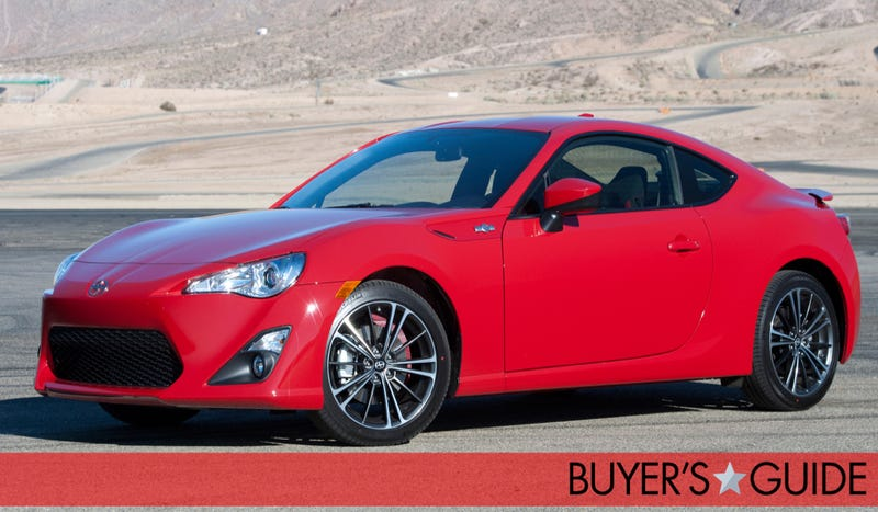 Illustration for article titled Scion FR-S: The Ultimate Buyer's Guide