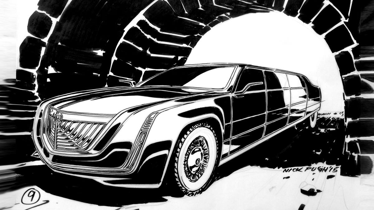 How The Cars Of Logan Grappled With The Very Real Future