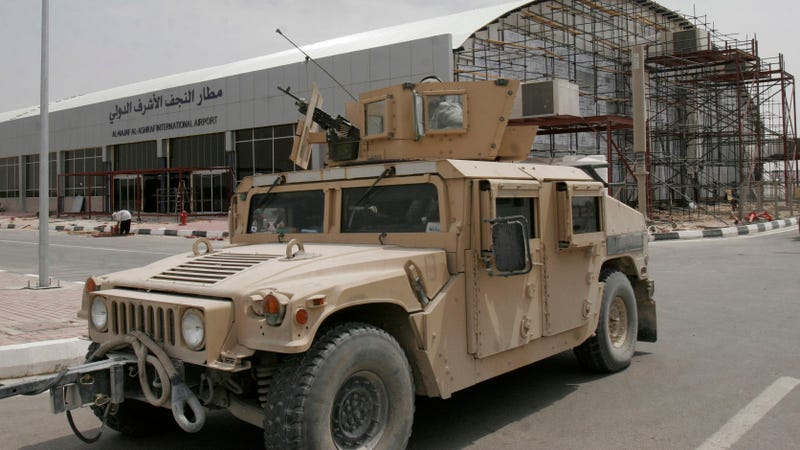 AM General sues Activision over 'Call of Duty' Humvee use
