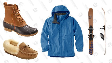 3495081ff7e Gear Up For Spring With 25% Off at L.L. Bean