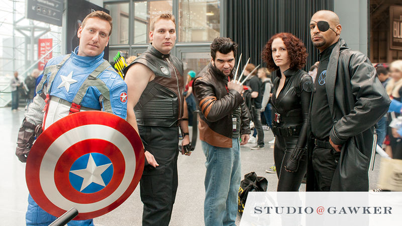 Illustration for article titled The Standout Cosplayers at New York's Comics Convention