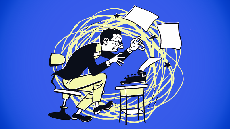 Illustration for article titled The Psychological Benefits of Writing Regularly