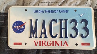 New Plates! Nerding out.