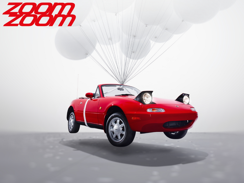 Illustration for article titled NA Miata To The Rescue!