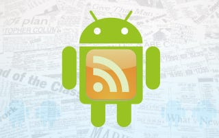 Illustration for article titled Five Best Android Newsreaders