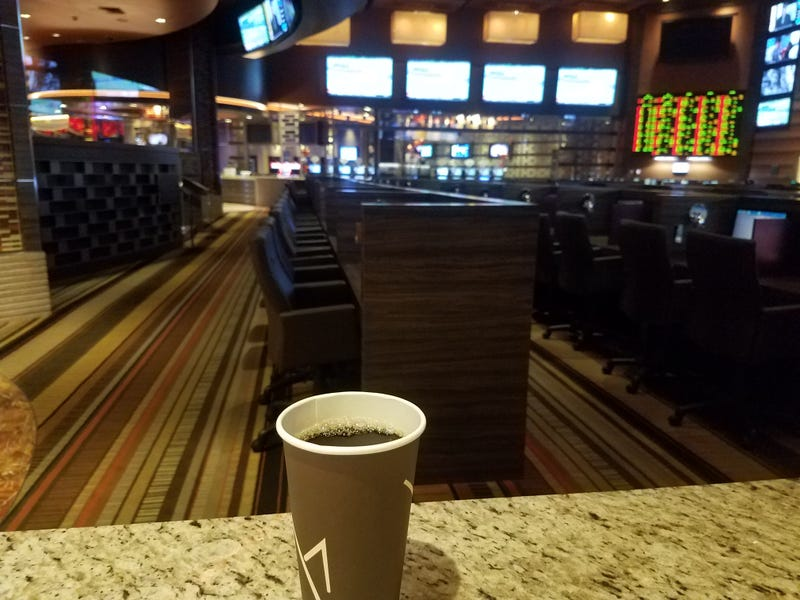 Illustration for article titled It is 4:50 am, and I am drinking coffee in an empty casino, AMA
