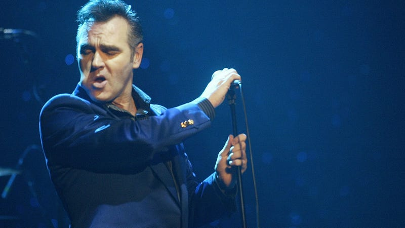 Illustration for article titled Morrissey announces Broadway residency that he'll probably end up canceling