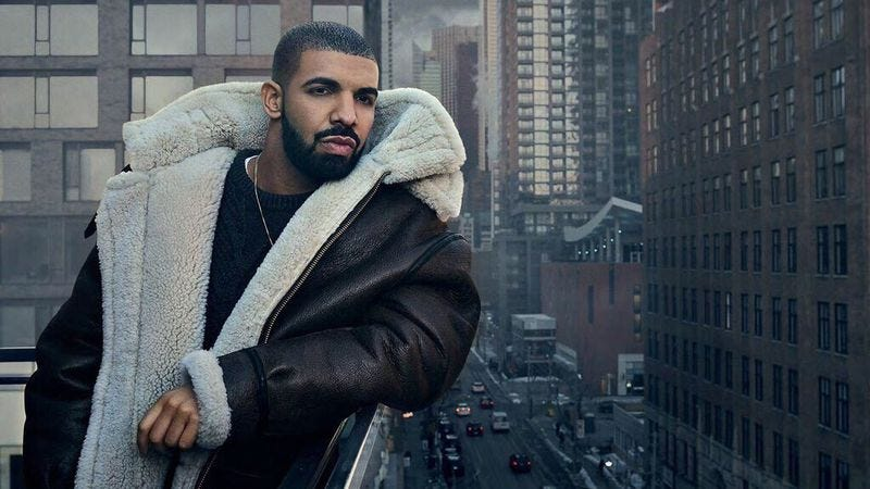 Illustration for article titled Drake's would-be magnum opus, Views, plays like Drake Mad Libs