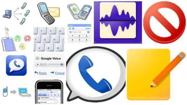 how to manually call voicemail on iphone