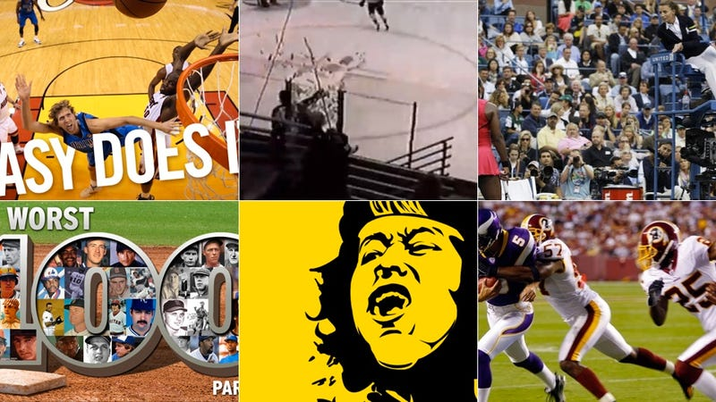 Illustration for article titled Deadspin Goes Long: Tributes You May Have Missed From 2011