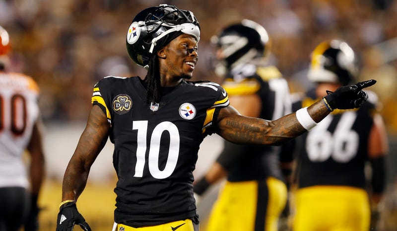 Steelers' Ben Roethlisberger: We need to get the ball to Martavis Bryant