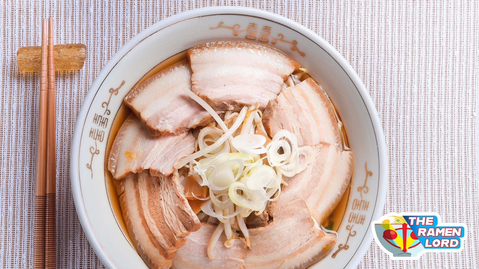 The complete guide to conquering ramen chashu