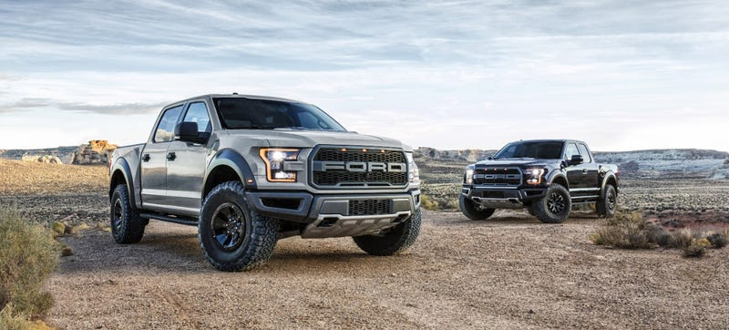 Illustration for article titled The New 2017 Ford Raptor SuperCrew Is 12 Inches More Of Go Wherever The Hell You Want