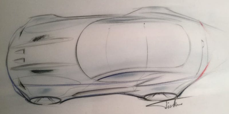 Illustration for article titled The Not-So-Crazy Reason Henrik Fisker Is Suing Aston Martin For$100 Million
