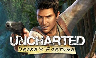 Illustration for article titled Uncharted: Drake's Fortune: The ten years too late review
