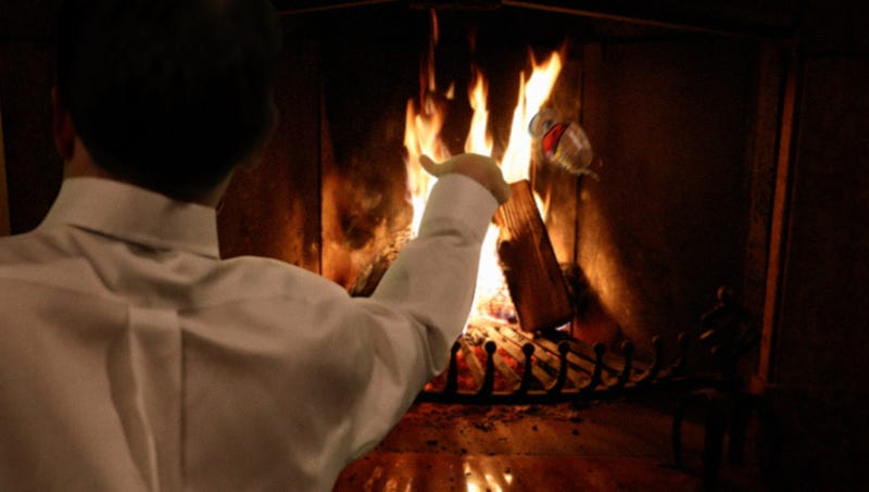 Illustration for article titled Study Finds Best Way Of Dealing With Life's Disappointments Still Casting Snifter Of Rare Scotch Into Roaring Fire