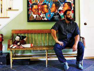 Kevin Young,the new director of New York City's Schomburg Center for Research in Black CultureTwitter