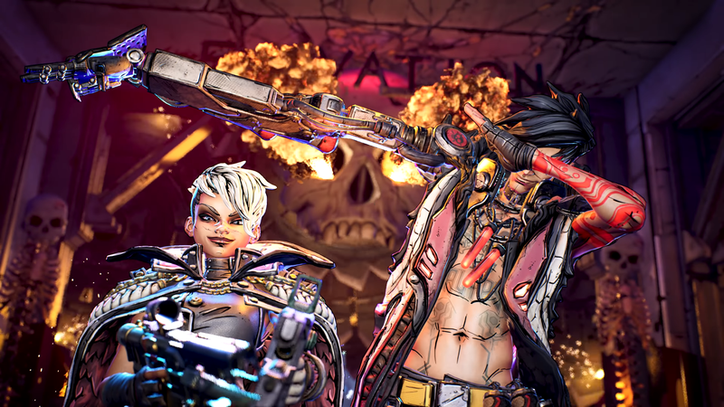 Borderlands 3 Patch Removes Screaming From Boss Who Screamed Too Much