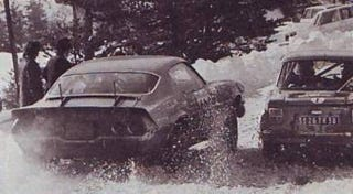 Illustration for article titled Rally Camaro
