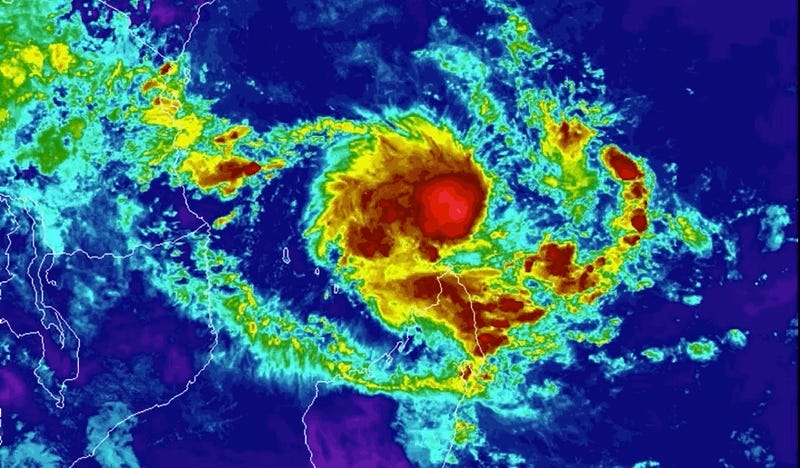 Still Reeling From Idai, Mozambique Faces Another Powerful Cyclone This Week