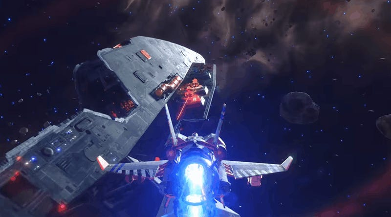 Rebel Galaxy Outlaw Is A Space Combat Throwback In Most Of The Best Ways