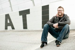 Illustration for article titled Rutledge Wood, Host of Top Gear USA, Is Here Live To Talk About His Need For Speed