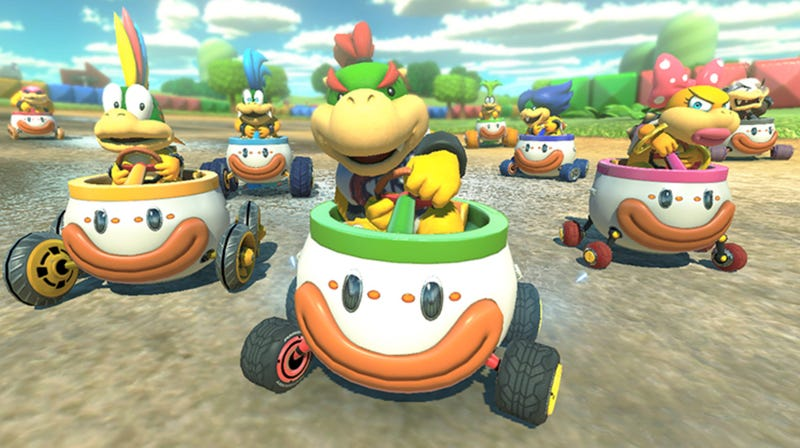 Illustration for article titled A Frighteningly Accurate Analysis Of Mario Kart's Politics