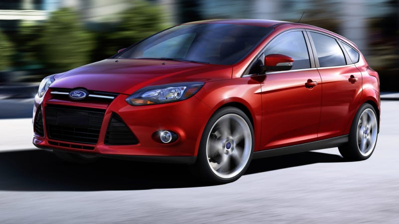 Illustration for article titled Ford Focus Extends Streak As Best-Selling Vehicle Nameplate Worldwide Through First Half Of 2013