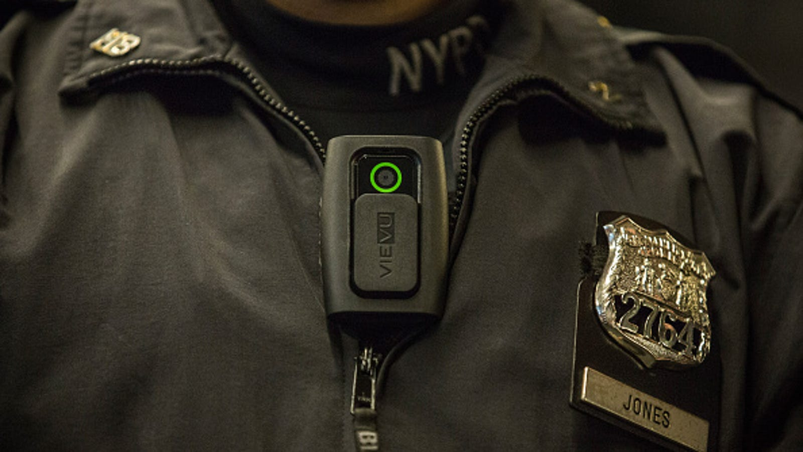 All NYPD Officers Will Be Required to Wear Bodycams by 2019 for a