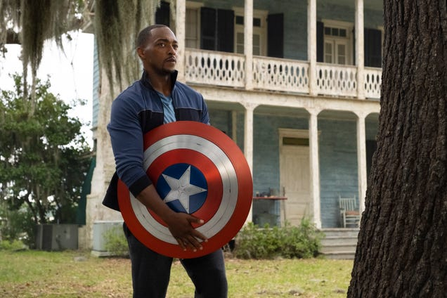 Captain America 4 Is a Go With Anthony Mackie