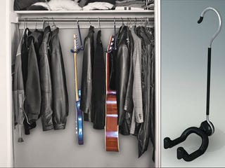 Awesome With All The Money He Saves On Clothes, The Naked Cowboy Can Fill His Closet  Full Of Guitars Thanks To This Hanger. And Guitars Never Go Out Of Style My  ...