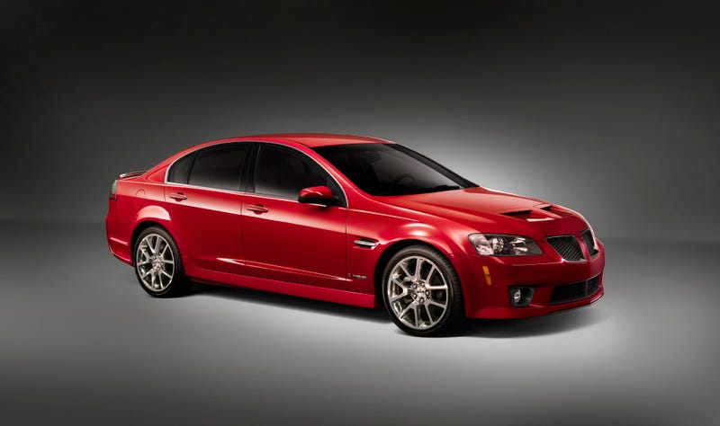 Why You Should Invest In A Pontiac G8 GXP
