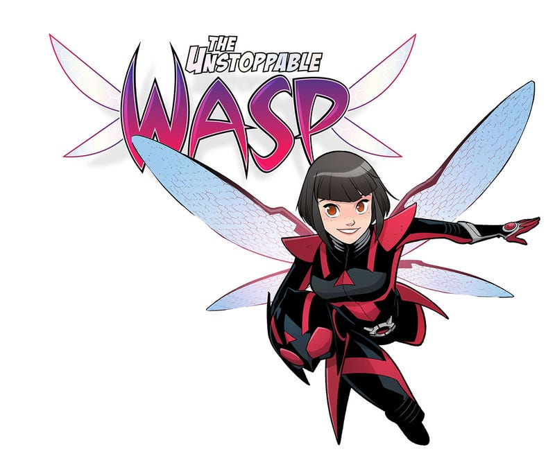 Illustration for article titled The Unstoppable Wasp is Coming Back!