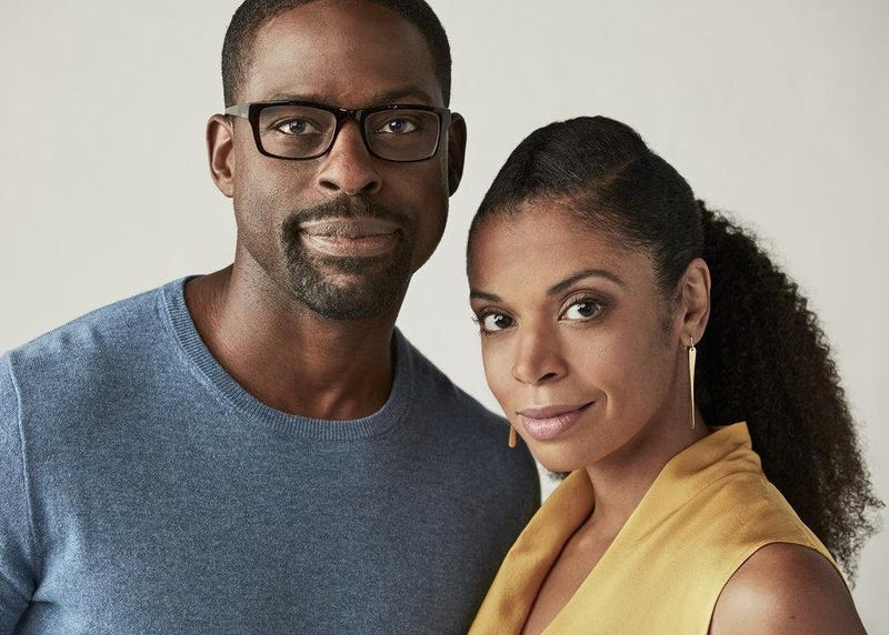 Randall (Sterling K. Brown) and Beth (Susan Kelechi Watson) are black love personified. (NBC)