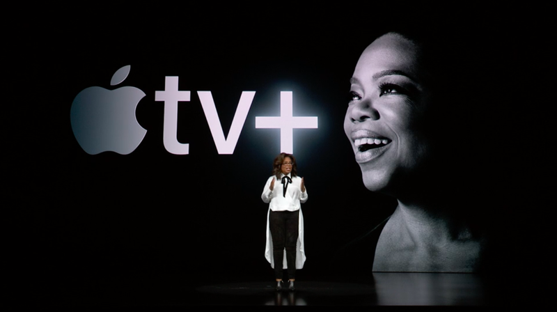 Queen Oprah closed out the event.
