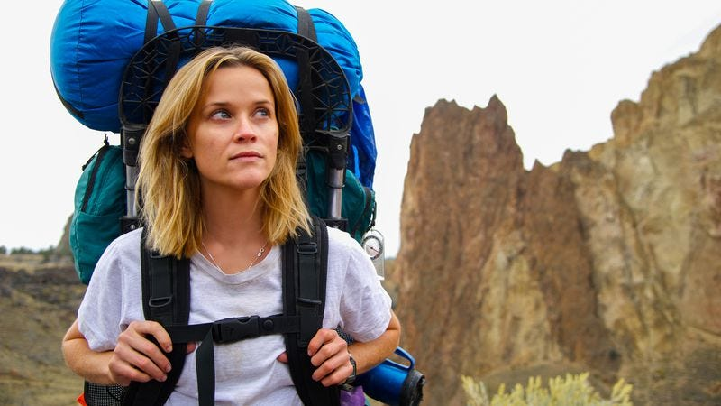 Illustration for article titled Wild puts Reese Witherspoon on an epic walk, and the audience in her shoes