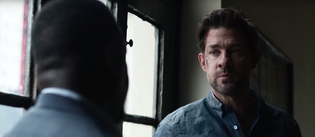 In this new trailer, Jack Ryan is once again the only man who can avert global catastrophe