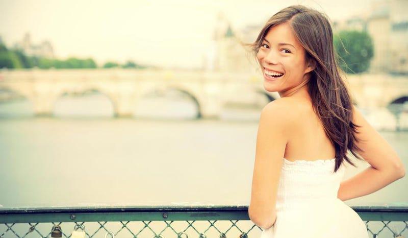 Rebecca Ariane Givens, o la modelo de stock más sobreexpuesta, fotografía cedida para la entrevista.