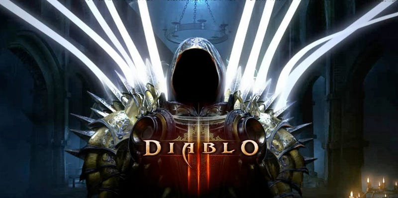 Illustration for article titled No Console Version Of Diablo III Planned