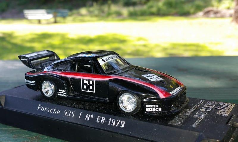 Illustration for article titled Rennsport: Interscope Porsche 935