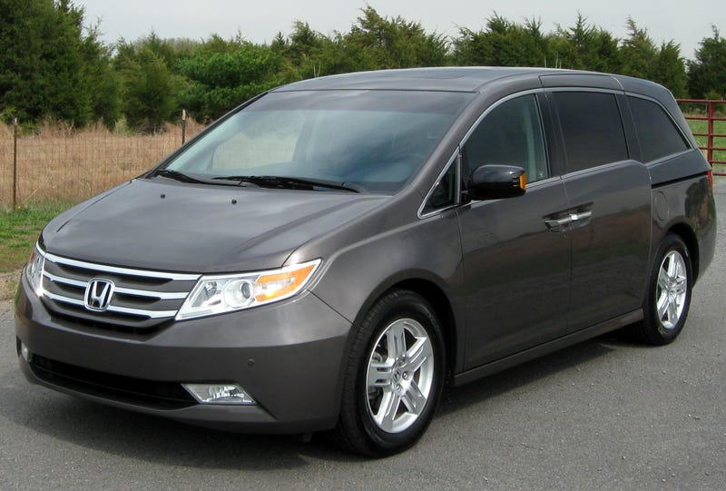 Illustration for article titled Honda Odyssey (4th gen) transmisison reliability