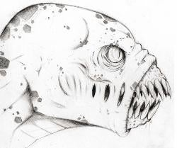 Illustration for article titled What If Your Son Was A Were-Piranha?
