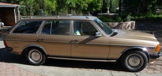 Illustration for article titled For $8,500, Could This 1984 Mercedes 280TE Be The Last Unicorn?
